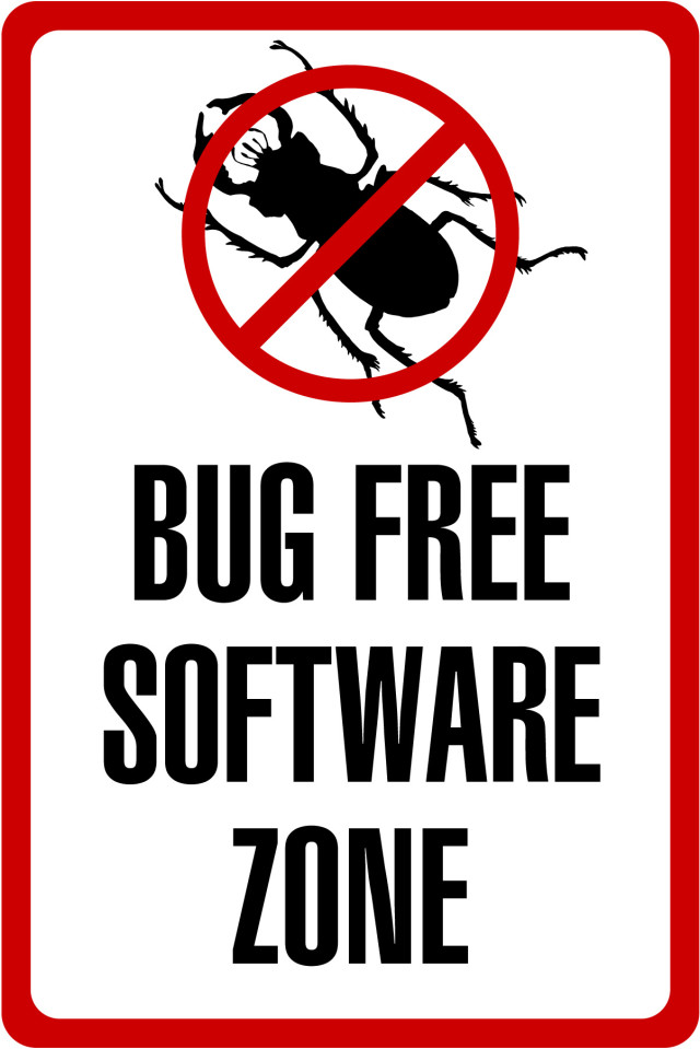 6-bugfreeBySoftwareTestingInstitute