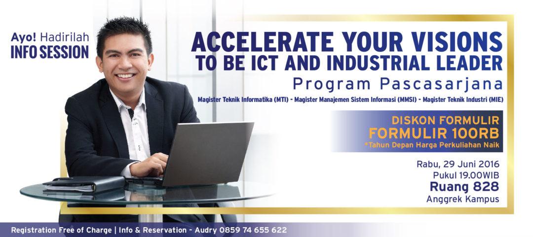 Belajar bersama Praktisi di Meet and Greet with ICT Leader – XL Axiata Edition